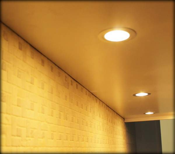 LED Recessed Cabinet Lights. Share
