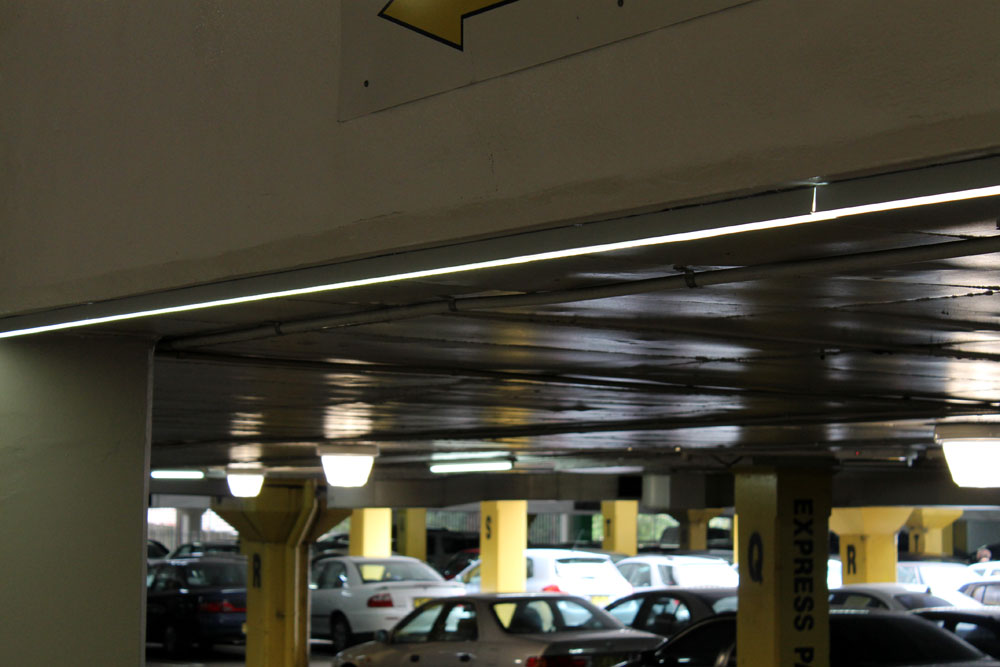 Roselands Shopping Centre Tecled Led Flat Flex Led