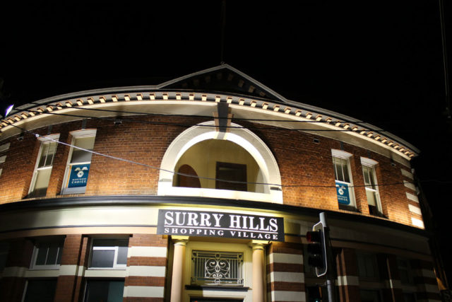 Surry Hills Shopping Village